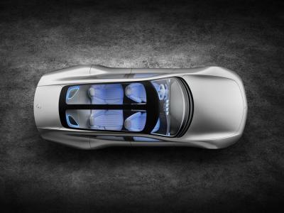 Mercedes Concept IAA (officiel)
