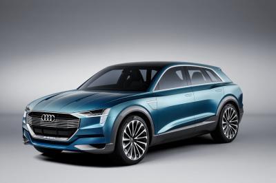 Audi e-tron quattro concept (officiel)