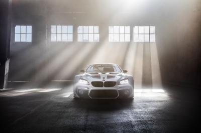 BMW M6 GT3 (officiel)