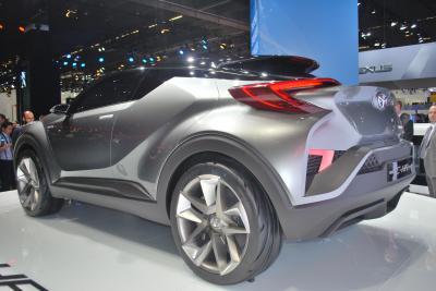Toyota CH-R concept