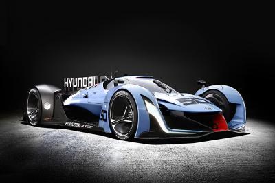 Hyundai N 2025 Vision GT (officiel)