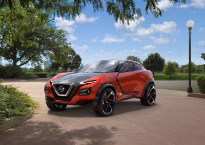 Nissan Gripz concept (officiel)