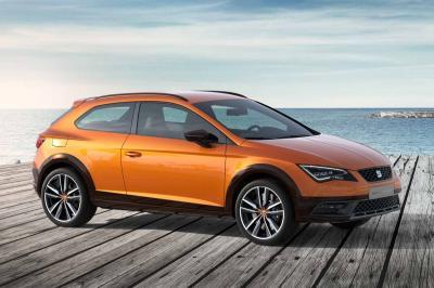 Seat Leon Cross Sport concept (officiel)