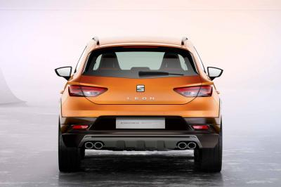 Seat Leon Cross Sport concept (officiel)