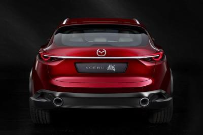 Mazda Koeru concept (officiel)