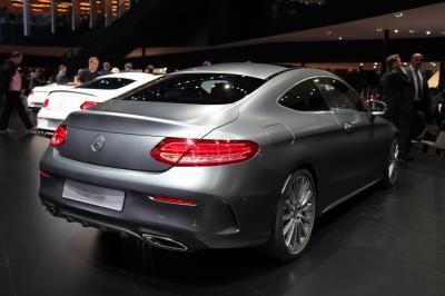 Mercedes Classe C Coupé