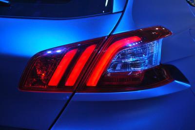 Peugeot 308R Hybrid