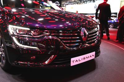 Renault Talisman Initial Paris