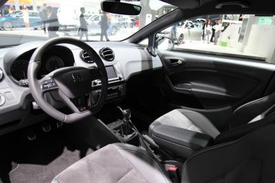 Seat Ibiza SC cupra