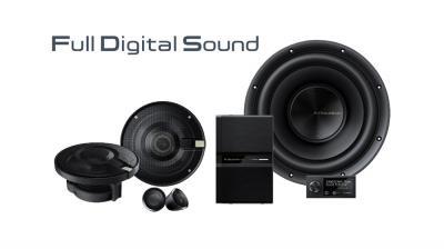 Clarion Full Digital Sound