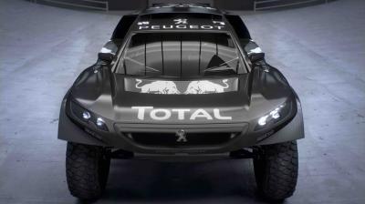 Peugeot 2008 DKR : tout a changé pour 2016