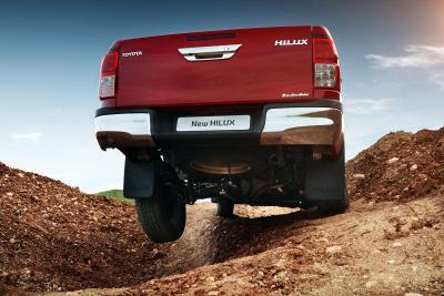 Toyota Hilux 2016 (officiel)