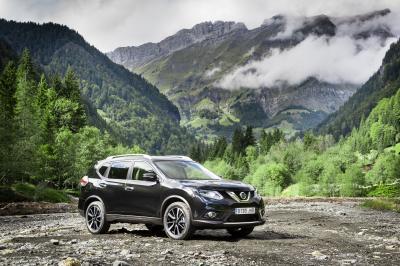 Nissan Qashqai & X-Trail DIG-T 163 (essai)