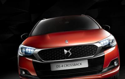 DS 4 Crossback (officiel)