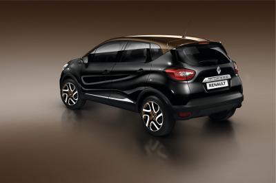 Renault Captur Hypnotic 2015 (officiel)