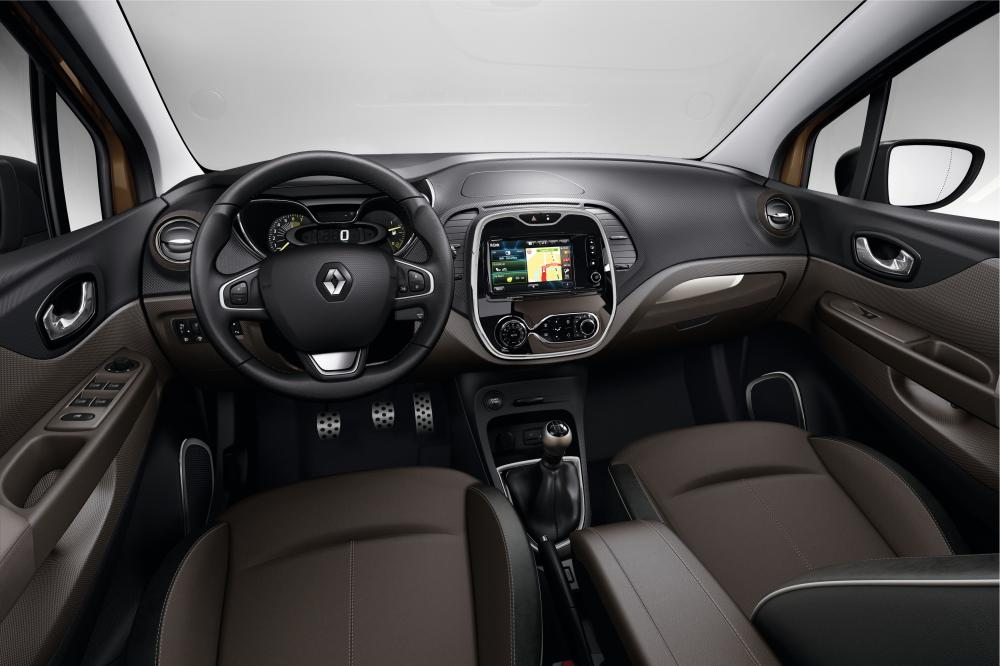 Renault Captur Hypnotic 2015 (officiel)