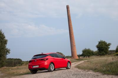 Opel Astra 1.6 CDTi 136 ch (essai)