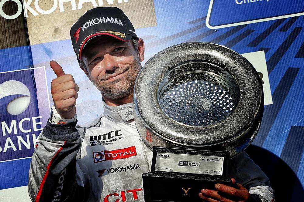Sébastien Loeb, le pilote caméléon