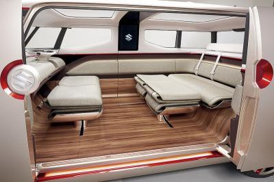 Suzuki Air Triser Concept (officiel)