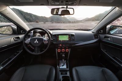 Mitsubishi Lancer 2016 US
