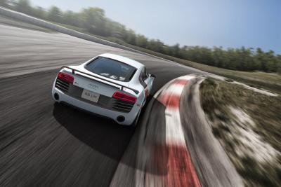 Audi R8 LM