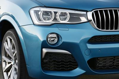 BMW X4 M40i 2015 (officiel)