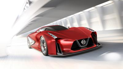 Nissan 2020 Vision Gran Turismo (Tokyo 2015)
