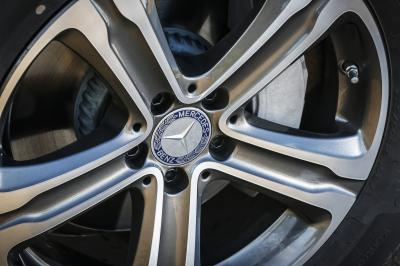 Mercedes GLC 2015 (essai)