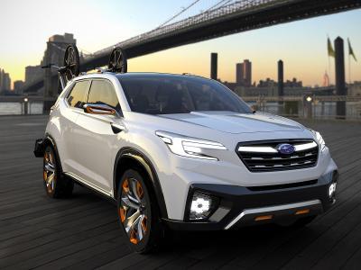 Concepts Subaru pour le salon de Tokyo 2015