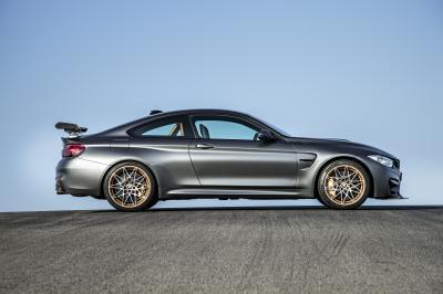 BMW M4 GTS 2016 (officiel)