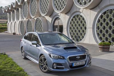 Subaru Levorg 2015 (officiel)