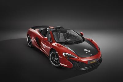 McLaren 650S Can-Am Edition
