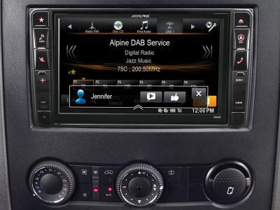 Alpine X800D-S906