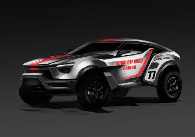 Zarooq Sand Racer 2015 (officiel)