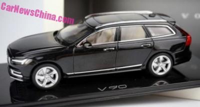 Photos Volvo V90 miniature