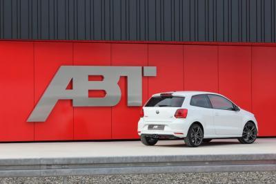 Volkswagen Polo GTI 2015 par ABT