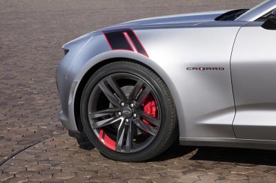 Chevrolet Camaro Red Line SEMA 2015