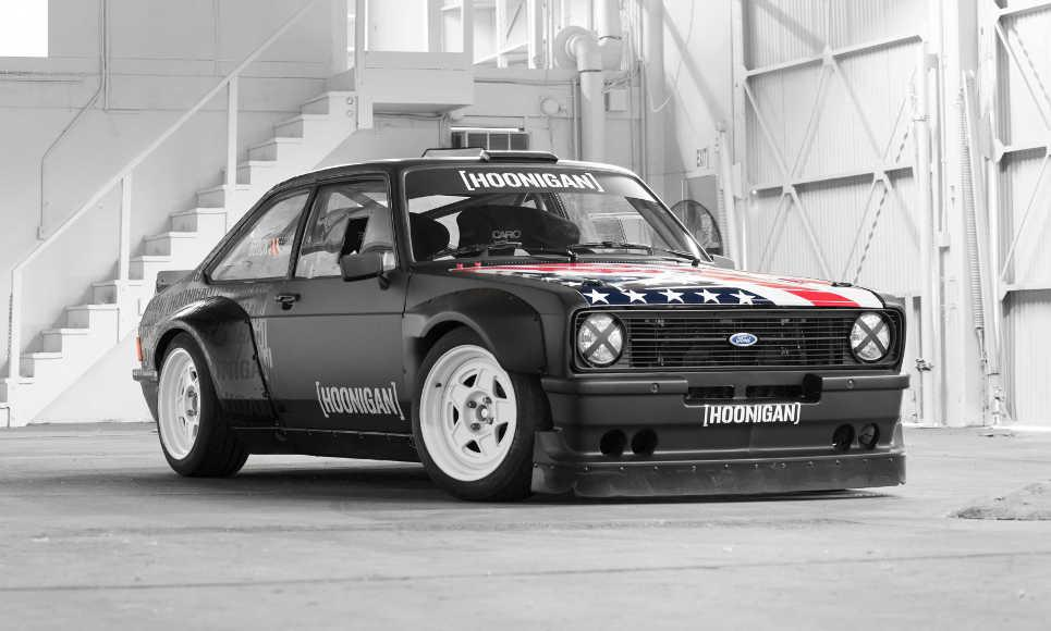 Ford Escort RS Ken Block