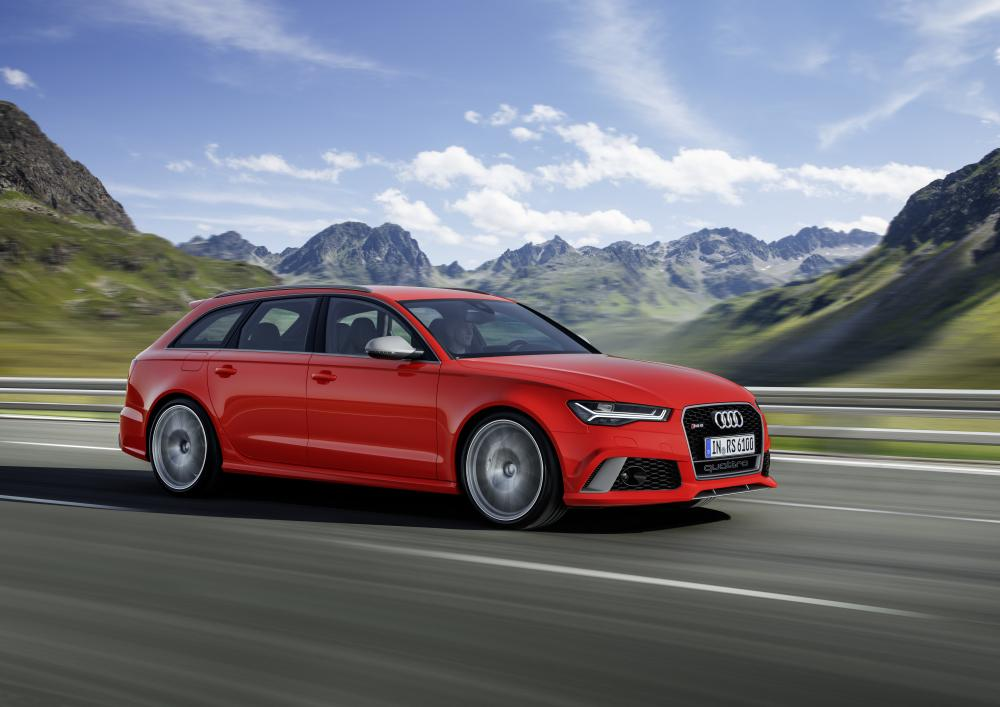 Audi RS6 Avant & RS7 Performance 2015 (officiel)