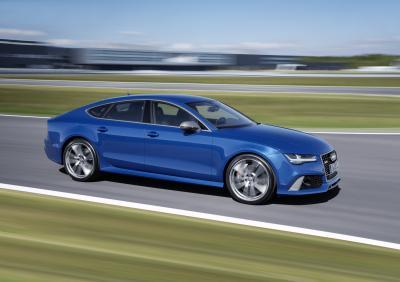 Audi RS6 Avant & RS7 Performance 2015 (officiel)