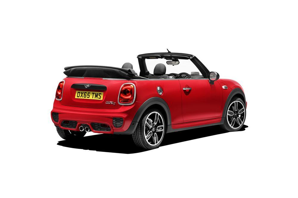 Mini Cabriolet 2016 (officiel)
