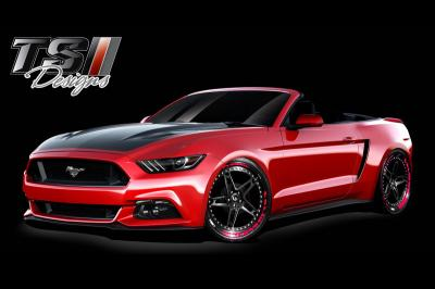 Ford Mustang SEMA Show 2015