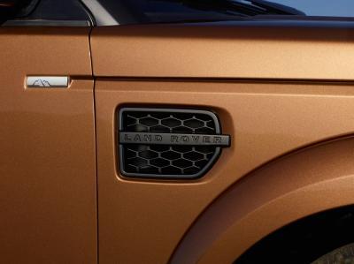 Land Rover Discovery Landmark et Graphite