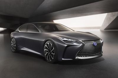 Lexus LF-FC 2015 (officiel)