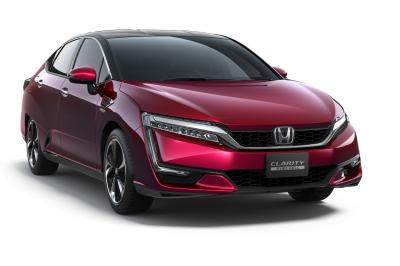 Honda Clarity Fuel Cell 2015 (officiel)