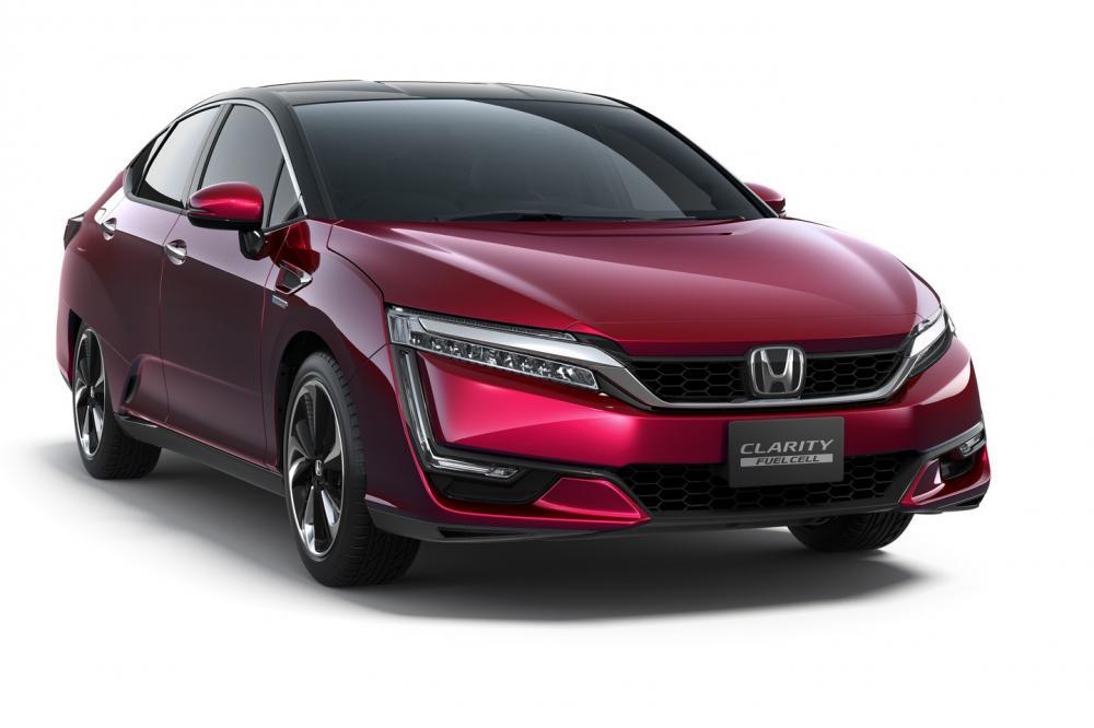 Honda Clarity Fuel Cell 2015 (officiel)