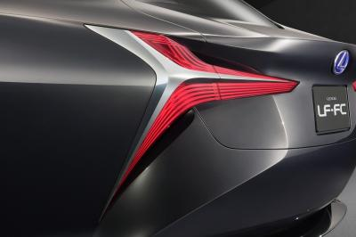 Lexus LF-FC (Tokyo 2015)