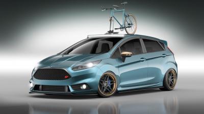 Ford Fiesta et Focus SEMA Show 2015