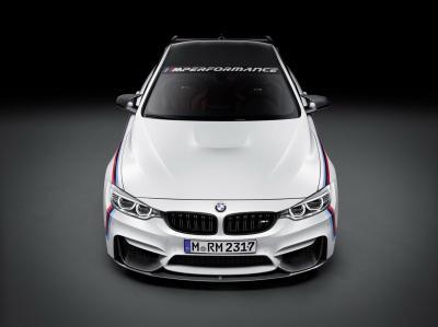 BMW M4 M Performance (SEMA Show 2015)