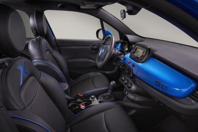 Fiat 500X (SEMA Show 2015)